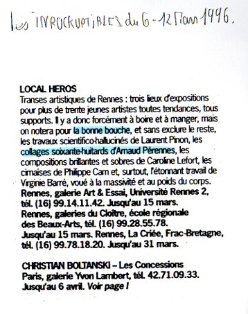 inrocks 1996 local héros